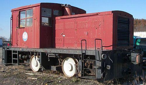 Niagara Railway Museum Logo