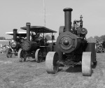 Traction engine lineup