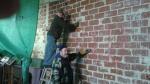wall scrape march 30